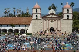 Mission Santa Barbara Santa Barbara, CA
