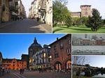 Le scene da Pavia