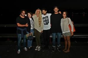 Sergio, me, Ginevra, Jacopo, Andrea e Giulia