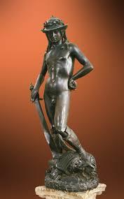 Donatello:  David (1440)