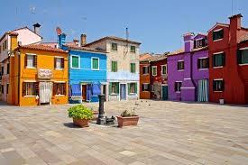 Burano, Calle Giannella