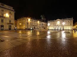 Torino, piazza Bodoni