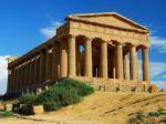 il tempio in Sicilia