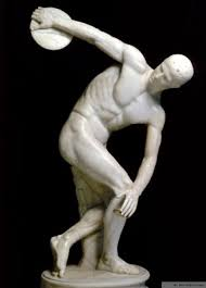 discus-thrower